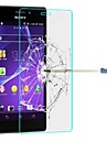 Screen Protector Sony for Sony Xperia M2 Tempered Glass 1 pc High Definition (HD)