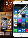 protection Protecteur d'écran HD pour iPhone 6 (7pcs)
