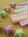 materiali luminosa origami stella (27 pezzi / sacchetto)