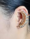 Punhos da orelha Joias de Luxo Strass imitacao de diamante Liga Joias Para Casamento Festa Diario Casual Esportes