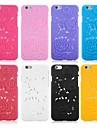 inscrito rosa padrao de volta caso para iphone 6 (cores sortidas)