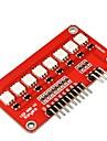 Кейс 5050 полноцветных светодиодных модуля для Arduino