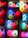 Дневного света на воздушном шаре 5psc Святого Валентина я люблю тебя привело световой воздушный шар с гигантским сердцем (Random Color)