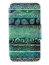 Pour Coque Nokia Porte Carte Clapet Coque Coque Integrale Coque Forme Geometrique Dur Cuir PU pour Nokia Nokia Lumia 630