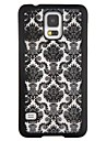 Case For Samsung Galaxy Samsung Galaxy Note Shockproof Pattern Back Cover Lace Printing PC for Note 4