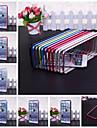 de metal caso para-choques moldura para iPhone 6 Plus (cores sortidas)