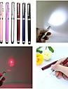 LT-4 в -1 функции шариковая ручка емкостным сенсорным красный лазерный указатель (2mw.650nm.3 х кнопка cell.multicolor)