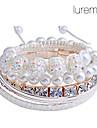 Lureme®Claw Chain Weaving Bracelet Sets