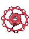 PODAY Pour SHIMANO et SRAM micro SHIFT derailleur arriere Guide CNC 11T roue en alliage d\'aluminium a rouleaux