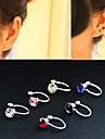 Ear Cuffs Costume Jewelry Zircon Alloy Jewelry For Wedding Party Daily Casual