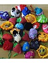 λουλούδι φρούτα ζώων μοντελοποίηση τσάντα πτυσσόμενα ψώνια