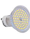 GU10 LED Spotlight 60 SMD 2835 540 lm Warm White Cold White 2800-3200/6000-6500 K AC 220-240 V