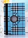 아이 패드 에어 2 스코틀랜드 격자 패턴 PU 가죽 360⁰ 케이스 / 스마트 커버