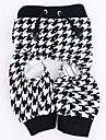 Cat Dog Pants Dog Clothes Cosplay Wedding Black