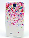 Leaves Fluttering TPU Soft Case for Samsung Galaxy S4 I9500