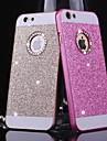 For iPhone X iPhone 8 iPhone 8 Plus iPhone 5 Case Case Cover Rhinestone Back Cover Case Glitter Shine Hard Metal for iPhone X iPhone 8