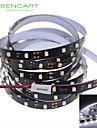 SENCART Faixas de Luzes LED Flexiveis 300 LEDs Branco Cortavel Regulavel Auto-Adesivo Adequado Para Veiculos Conetavel DC 12V