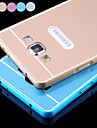 용 삼성 갤럭시 케이스 도금 케이스 뒷면 커버 케이스 단색 아크릴 Samsung A3