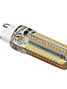 3.5W 300-350lm G9 LED лампы типа Корн T 104 Светодиодные бусины SMD 3014 Тёплый белый 220-240V / 1 шт.