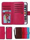 아이폰 6 플러스 스탠드와 특별한 디자인은 높은 품질의 정품 가죽 지갑 케이스 전신 경우
