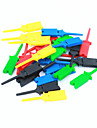 teste pc diy set clip / clamp - multicolorida (5x 5pcs)