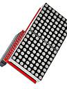 Raspberry Pi led matrice de points DEL tarte framboise ecran matriciel conduit module de matrice