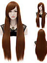 Synthetic Wig Straight Capless Synthetic Hair