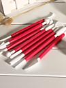 práticas ferramentas de modelagem 8pcs set decoração do bolo de açúcar artesanal de pastelaria carve - vermelho + branco