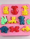 Novelty For Chocolate For Cake Silicone Cake Molds