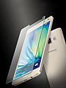 hzbyc® anti-rayures ultra-mince protection d'écran en verre trempé pour samsung galaxy a3 / a5 / a7 / a310 / a510 / a710
