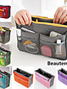 Women's Fashion Casual Multifunctional Mesh Cosmetic Makeup Bag Storage Tote Organizer(7 Color Choose)