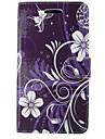 Para Capinha Nokia Carteira / Porta-Cartao / Com Suporte Capinha Corpo Inteiro Capinha Flor Rigida Couro PU Nokia Nokia Lumia 640
