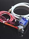 E3D V6 Hot End Full Kit 1.75mm 12V Bowden/RepRap 3d Printer Extruder Parts Accessories 0.4mm Nozzle
