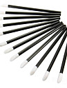 50Pcs Disposable Lip Lipstick Gloss Wands Brush Cosmetic Beauty Care Makeup for Face