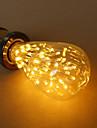 1шт E27 ST64 Тёплый белый LED лампы накаливания 220-240 V / 110-130 V / 85-265 V