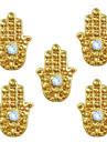 10 네일 쥬얼리 기타 장식 과인 꽃 추상화 클래식 카툰 러블리 웨딩 펑크 일상 과인 꽃 추상화 클래식 카툰 러블리 웨딩 펑크 고품질