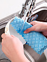 The Dishes Checked Textile Cleaner In The Kitchen Random Color