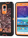 For Samsung Galaxy Note Shockproof Case Back Cover Case Armor PC Samsung Note 4 / Note 3
