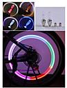 Велосипедные фары Светодиодная лампа - Велоспорт Меняет цвета AG10 90 Люмен Батарея Велосипедный спорт Авто/вело мотоцикл