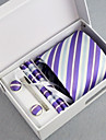 Other Vintage Party Work Casual Purple Other Wedding Tie Bar
