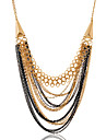 Women\'s Alloy Statement Necklace - Alloy Necklace For Party Daily Casual