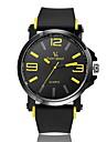 V6® Men\'s Fashion Design Rubber Strap Quartz Casual Watch Cool Watch Unique Watch