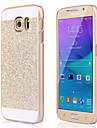 Pour Samsung Galaxy Coque Antichoc Coque Coque Arriere Coque Brillant Polycarbonate pour Samsung S6 edge plus S6 edge S6 S5 S4 S3