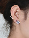 Women\'s Stud Earrings Fashion Personalized Costume Jewelry Rhinestone Jewelry Jewelry For Party Daily Casual