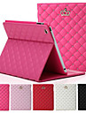 Case For iPad 4/3/2 with Stand Auto Sleep / Wake Full Body Cases Geometric Pattern PU Leather for iPad 4/3/2