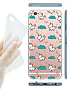 Case For Apple iPhone 6 iPhone 6 Plus Transparent Back Cover Unicorn Soft TPU for iPhone 7 Plus iPhone 7 iPhone 6s Plus iPhone 6s iPhone