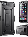 sports de plein air compatibilite trois proofings clip ceinture exterieure facilement casse fo iphone 6 / 6s, plus 5.5 (couleurs