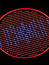 1000 lm Growing Light Bulbs 800 leds Blue Red AC 85-265V