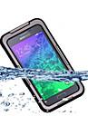 Для Samsung Galaxy Note Водонепроницаемый / Защита от пыли / Защита от удара Кейс для Чехол Кейс для Один цвет PC Samsung Note 4