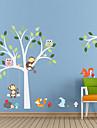 Пейзаж Животные Романтика Мода Геометрия Праздник Мультипликация фантазия ботанический Наклейки Простые наклейки Декоративные наклейки на
